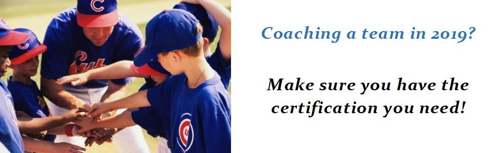 Coach Certification